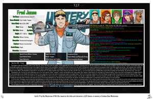[Earth-27: Oracle Files] Fred Jones by Roysovitch
