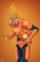 Larfleeze (Earth-27) edit by Roysovitch