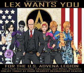 [E27] Join the Advena Legion by Roysovitch
