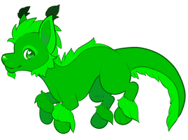 Prize: Lime by Hiraethe