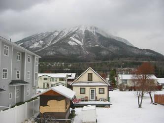 view from my balcony by myeyesareonfire