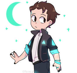 Connor by AnonCat74