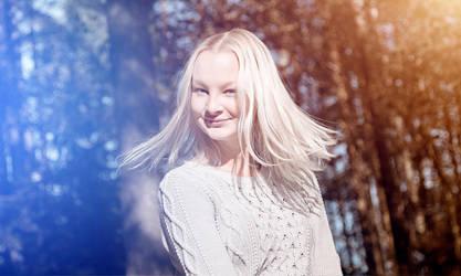 AMANDA by JMattisson