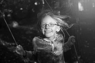Swing of Joy by JMattisson