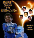 Starburst Samson by Lordwormm