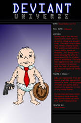 DA Universe- Dead Baby Lad, PI by Lordwormm