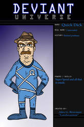 Quick Dick DU Profile by Lordwormm