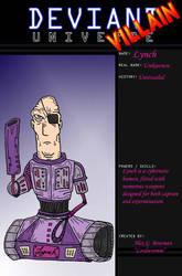 Lynch DU Profile by Lordwormm