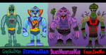 Masters of the Masters of the Universe by Lordwormm