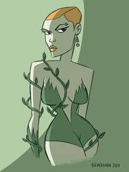 Poison Ivy by donutandwhisky