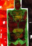 I am Iron Man by Entiman