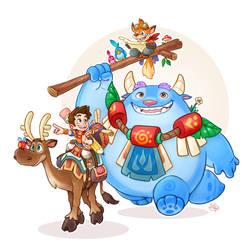 Adventure! by LuigiL