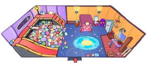 Bedroom Concept by LuigiL