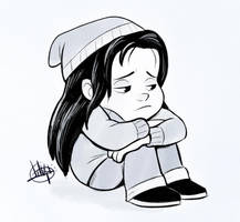 Sad by LuigiL