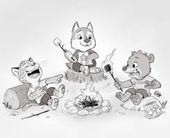 Burn by LuigiL