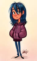 Warm Up 13 by LuigiL