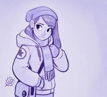 Cool Down 7 by LuigiL