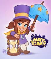 Hat Kid by LuigiL