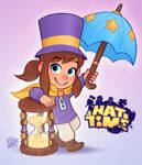 Hat Kid by LuigiL