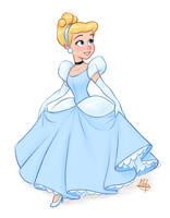 Cinderella by LuigiL