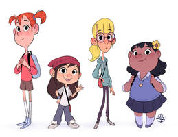 Best Friends by LuigiL