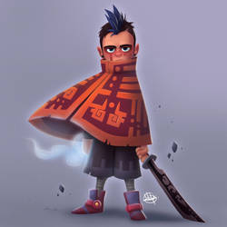 Cool Kid by LuigiL