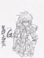 Episode G - Leo Aiolia by Hellstinger64