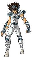 Pegasus - Seiya 'Original ver' by Hellstinger64