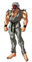 Mr. Karate by Hellstinger64