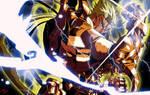 Taurus Aldebaran ~Episode G~ version by Hellstinger64