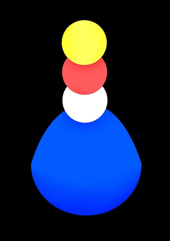esferas by romique