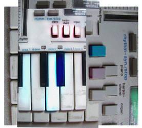 piano de mierda by romique