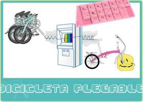 bici plegable 2 by romique