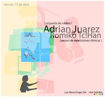 adrian juarez y romiko tchan by romique