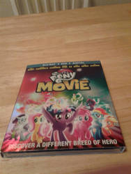 My Little Pony the movie by kimpossiblelove