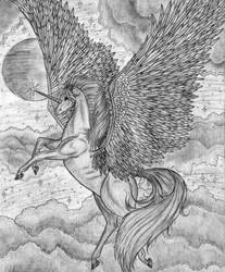 Flight by FallenDrow