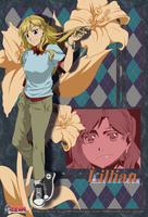 Determined Lily by Sakura-Araragi