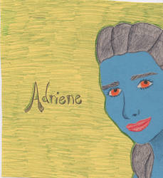 Adriene by ColorfulGreyscale
