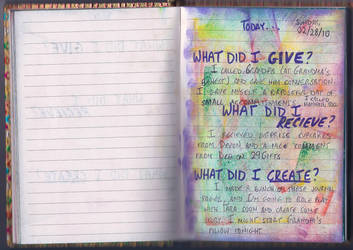 New Journal Layout by ColorfulGreyscale