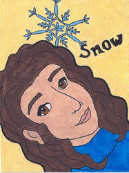 Snow by ColorfulGreyscale