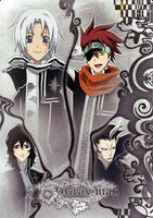 D. Gray-Man Poster by Kawaiilittlepuppy