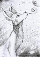 Wolf :3 by WeraHatake