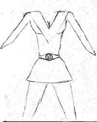 Buffys X-Men Costume..... by roguemarielebeau