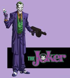 THE JOKER by CHUBETO
