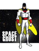 SPACE GHOST by CHUBETO