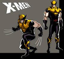 Wolverine by CHUBETO