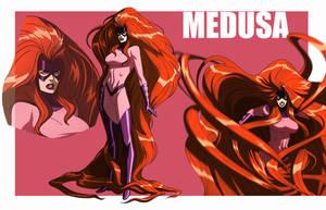 Medusa Animated by CHUBETO