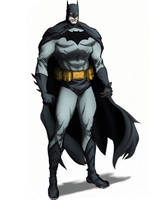 Batman Animated by CHUBETO