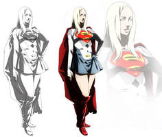 Supergirl by CHUBETO