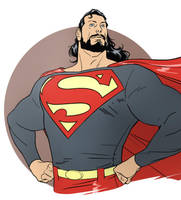 Superman by CHUBETO